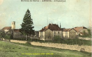 03 Anteuil orphelinat 1908