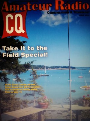 CQ Amateur Radio, June 2016 (1)