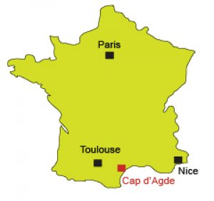 carte-cap-agde-france