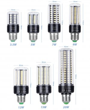 ampoules mais led