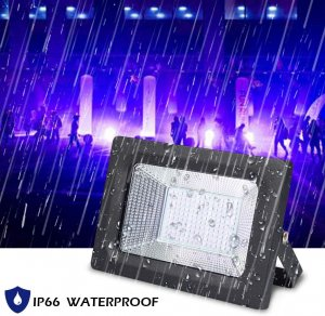 PROJECTEUR LED UV 30W