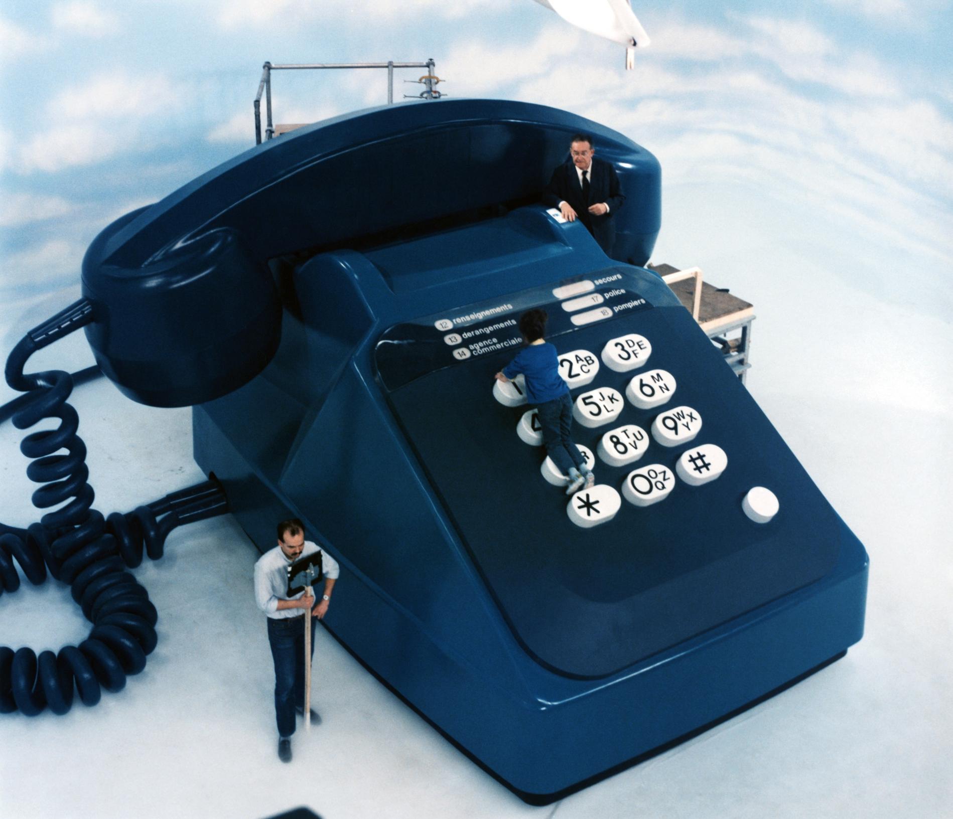 premier appel téléphonique datant