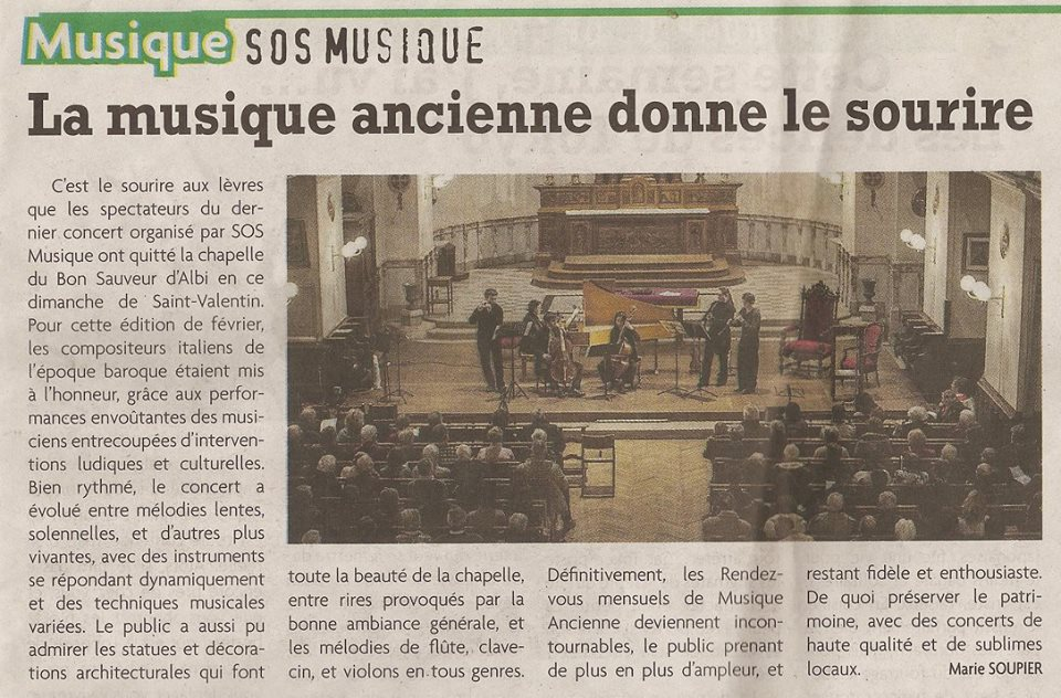 article Marie Tarn Libre 26 février 2016