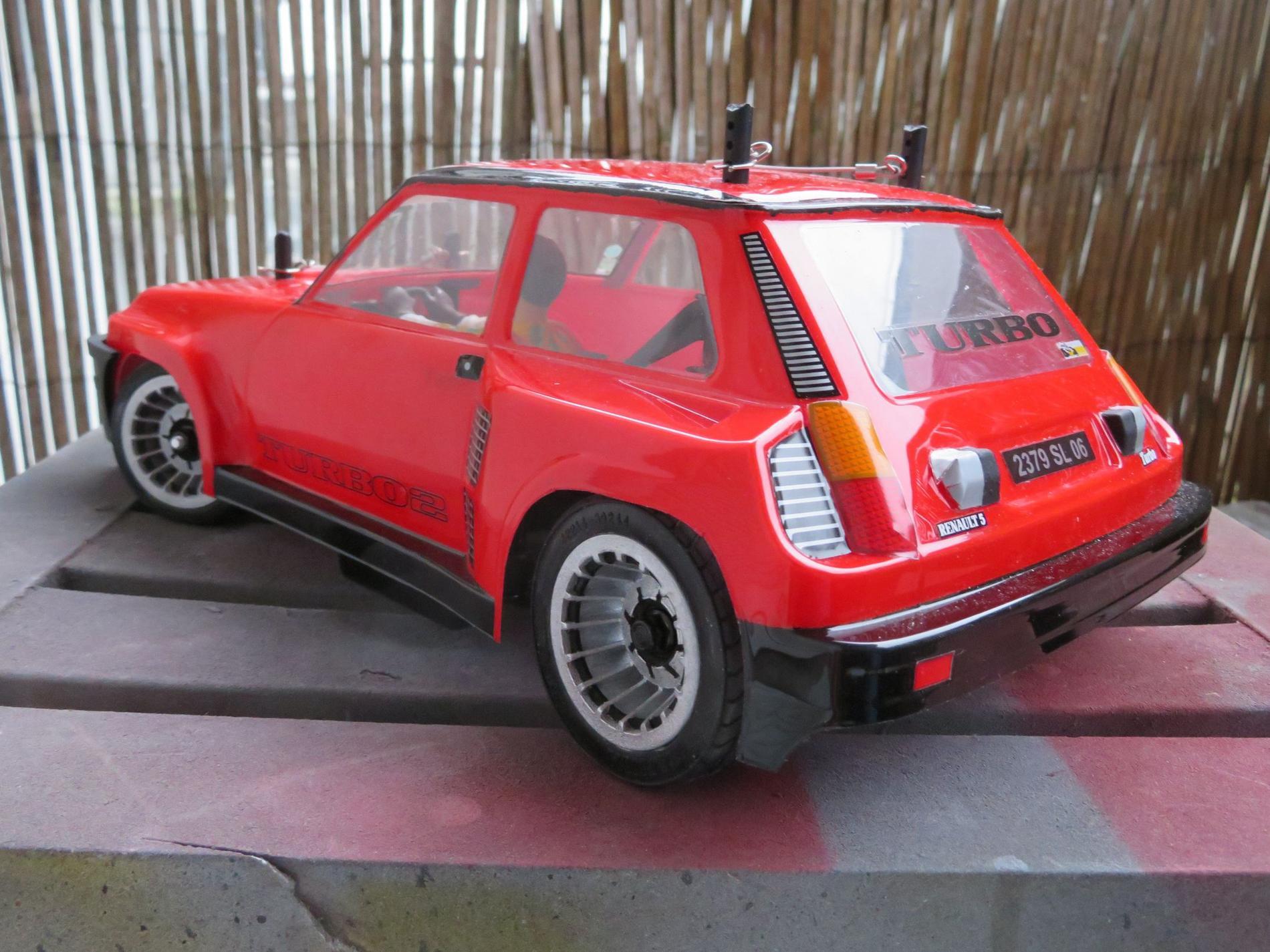 Tamiya Renault 5 Turbo - M08 Concept 1cddc0eea8bec33fbeb3e3d6a6a31e8e