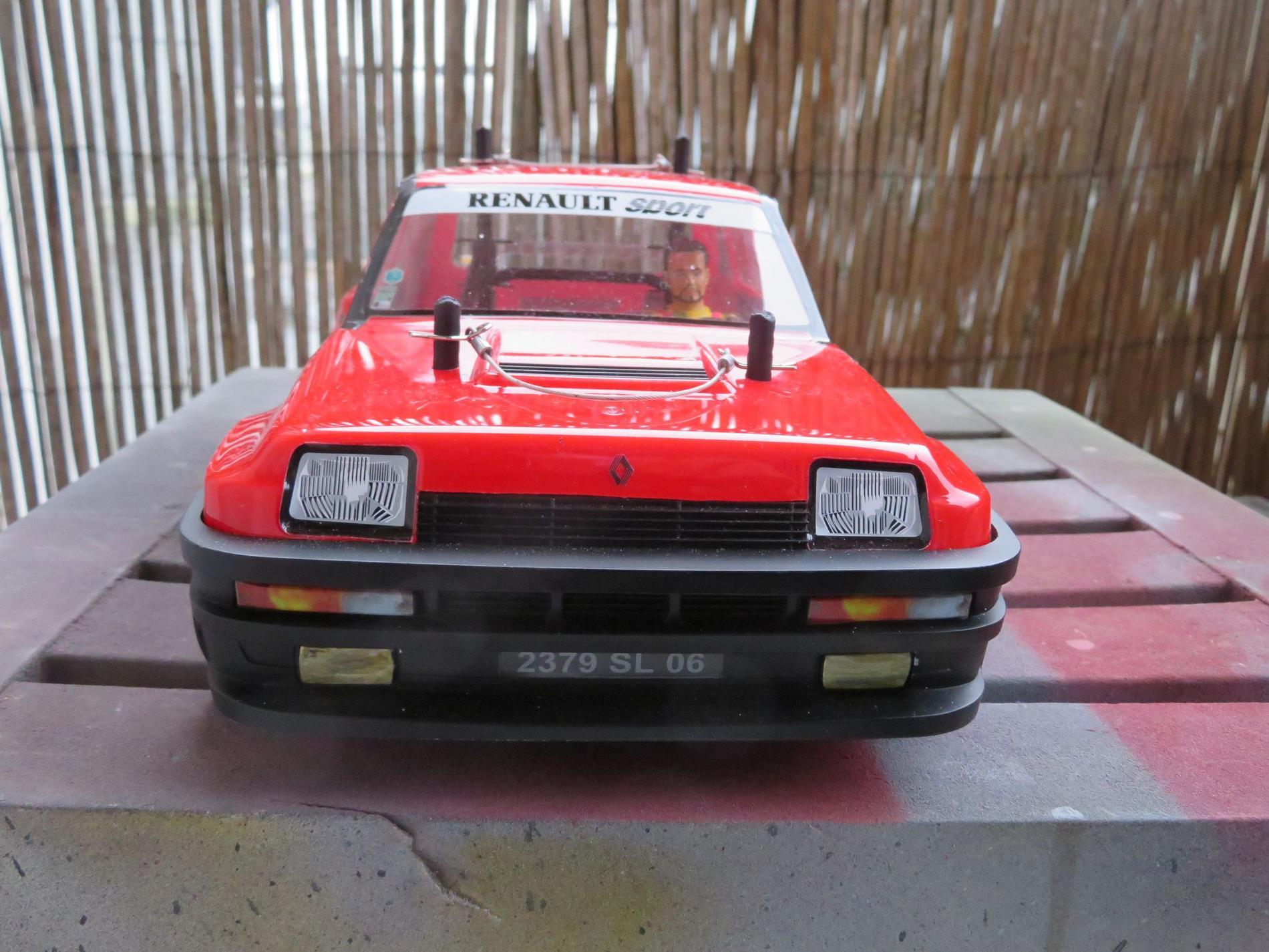 Tamiya Renault 5 Turbo - M08 Concept 27246ad8062005fd569c81c3935d3348